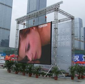 Sewa Full Color Waterproof Led Billboard Iklan Led Display Static Konstan
