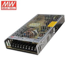 MEANWell 200W 5V 40A Ultra Tipis waterproof led power supply untuk SMD DIP LED Module penuh warna
