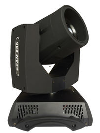 Auto Running 230W Sharpy 7R Beam Moving Head Light Untuk Acara Hiburan