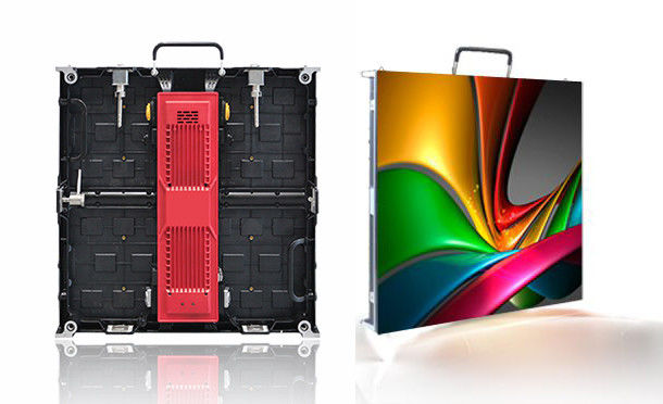 P2.6 P2.9 Super Slim Micro Led Display Rental Cabinet Billboard Rgb P4 P5 P6 P7 Die Casting Aluminum Cabinet Barco LED